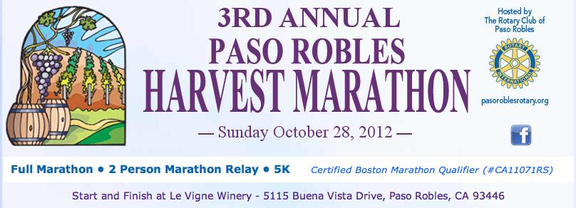 Banner for Marathon