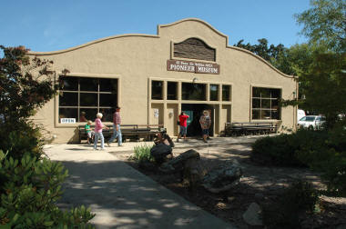 The Paso Robles Pioneer Museum.