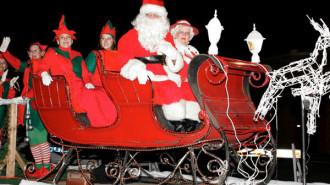 Paso Robles Christmas Parade