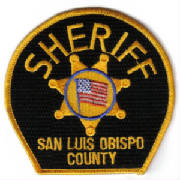 SLO County Sheriff
