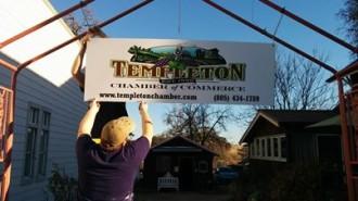 Templeton chamber new location