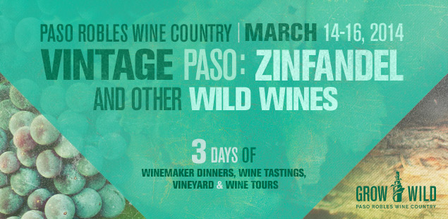 Zinfandel Weekend, Paso Robles, wine country