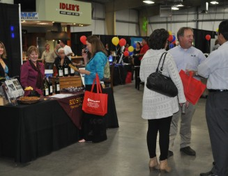 Crowds turn out for Paso Chamber Business Expo
