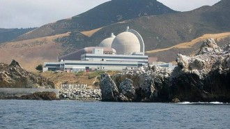 Cancer danger Diablo Canyon