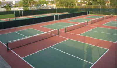 Pickleball Paso Robles