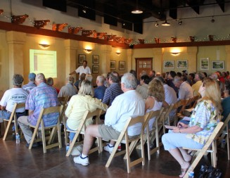 Grape growers offer seminar on rootstock and unusual varietals