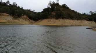 Lake Nacimiento Water Level