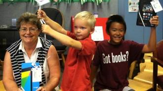 library summer reading program winners