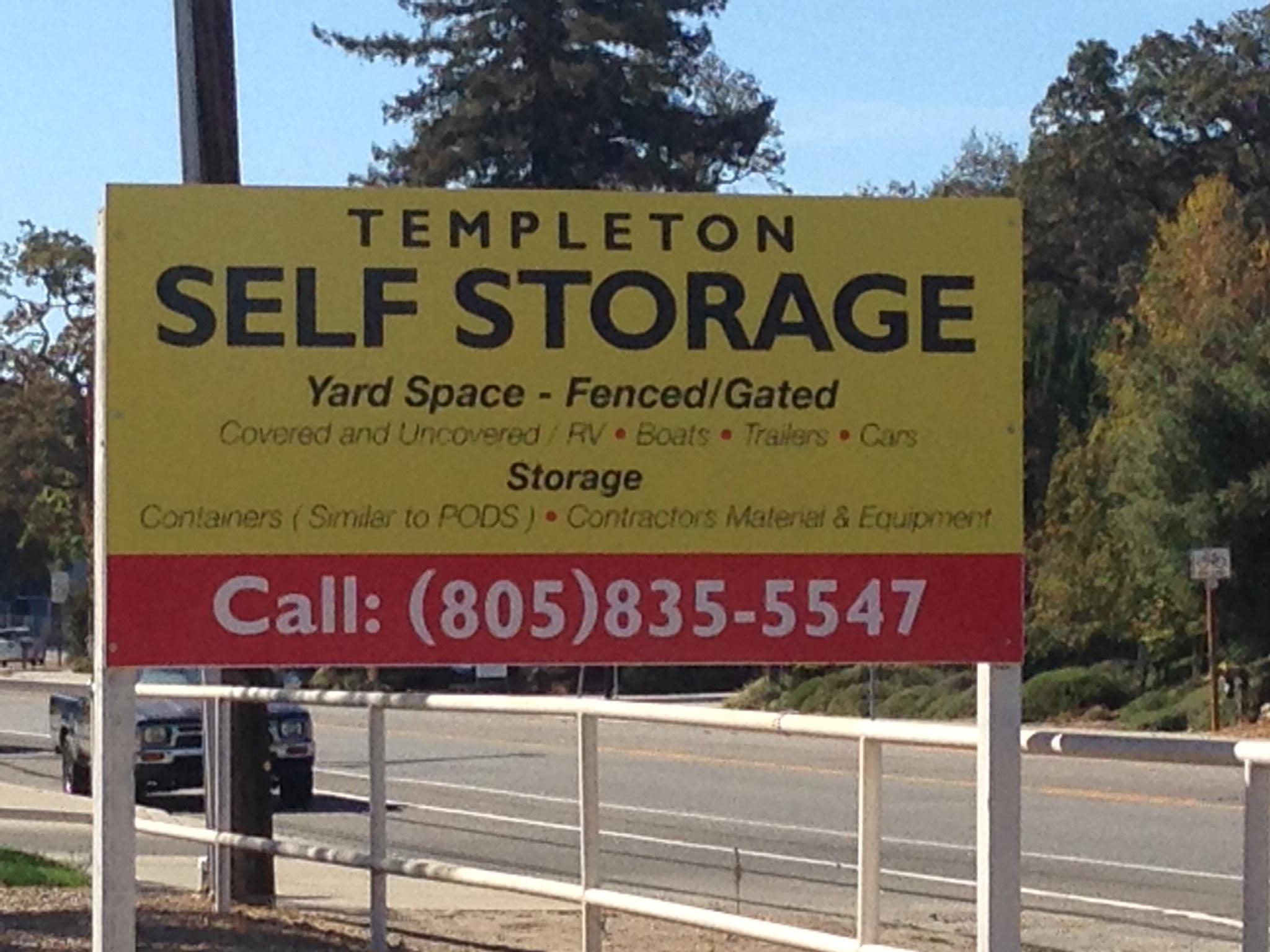 Templeton Self Storage Paso Robles Daily News