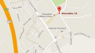 Police responded to a report of shots fired early this morning in Atascadero. Image from Google Maps.