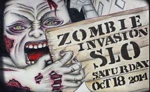 Zombie run SLO