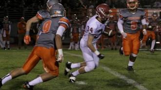 PRHS Bearcats, AHS Greyhounds, PAC 5 football
