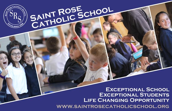 saint rose catholic singles Saint rose of lima community festival and car show saturday, september 29th from 12 pm until 8 pm sunday, september 30th from 9 am until 4 pm click here for more information.