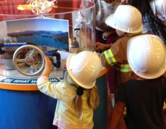 Children's Museum unveils new renewable energy exibit