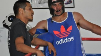 Colton Madrigal, Knock Out Boxing Gym, Adriel Pebenito