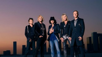 Def Leppard will perform at  the Mid State Fair on July 27.