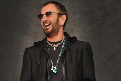 Ringo Starr horizontal