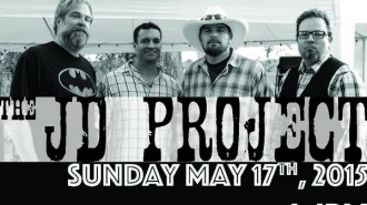 The JD Project will headline the concert.