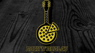 Rockn'Robles pizza