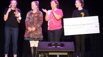 Templeton High School, The Cancer Support Community, must! charities