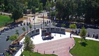 Atascadero Veterans' Memorial.