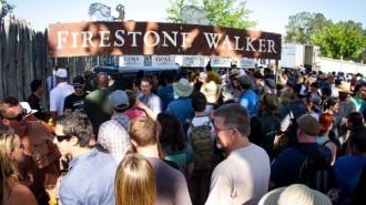 Photo courtesy Firestone Walker Brewing Company.