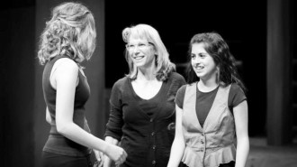 Community Shorts, North County Theatre Works, Marcy Goodnow, Catherine Kingsbury