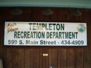 Templeton recreation department