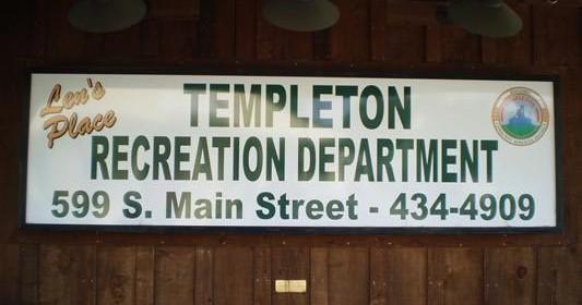 Templeton recreation department