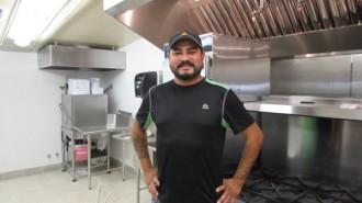 Chef Alfredo Martinez. Photos by Jackie Iddings.