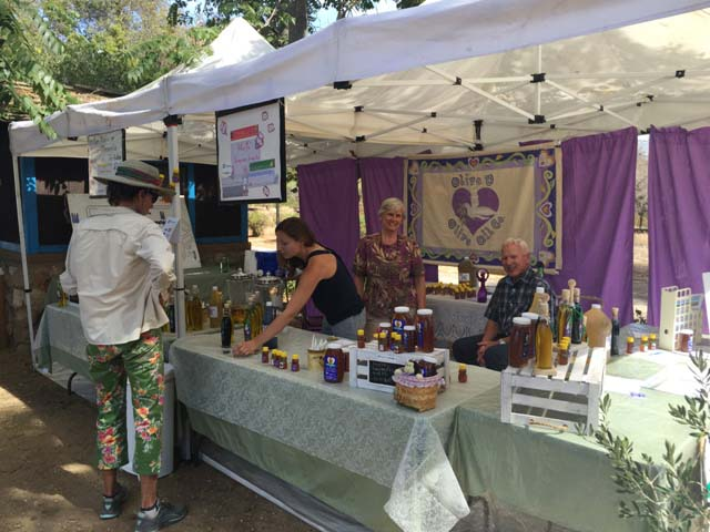 Rios-Caledonia Adobe, Caledonia Days, Olive U Olive Oil Co., Meagan Friberg