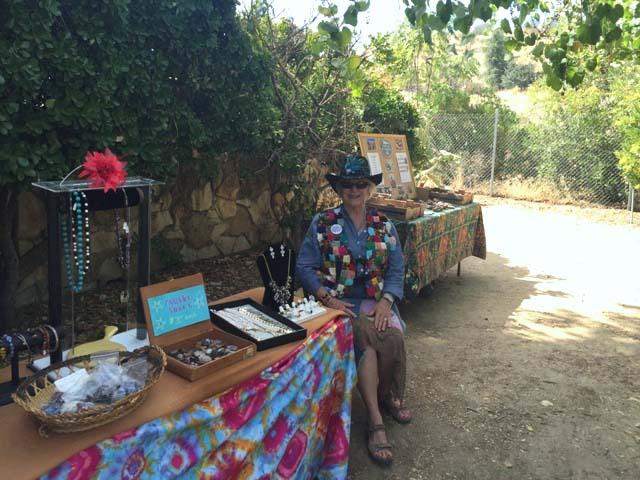 Rios-Caledonia Adobe, Caledonia Days, Mary Caparone, Santa Lucia Rockhounds, Meagan Friberg