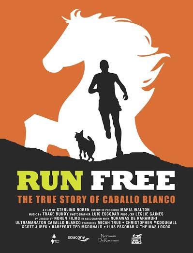 Run free movie poster