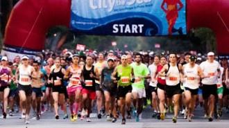 city to sea half marathon