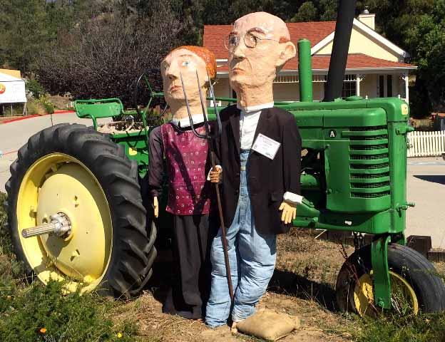 Cambria Scarecrow Festival