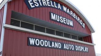 Estrella warbirds sign