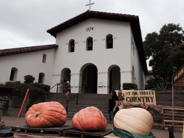Giant pumpking san luis obispo contest