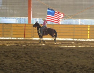 Young riders show their skill at Mid-State Classic Rodeo