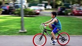 kids bike drive sherriff