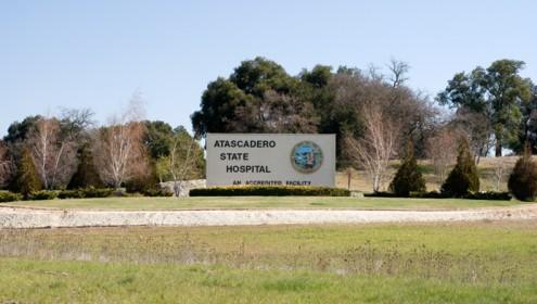 Atascadero Hospital Sign