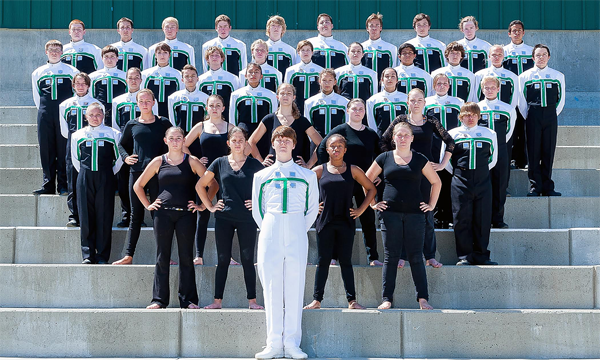 Templeton marching band 2