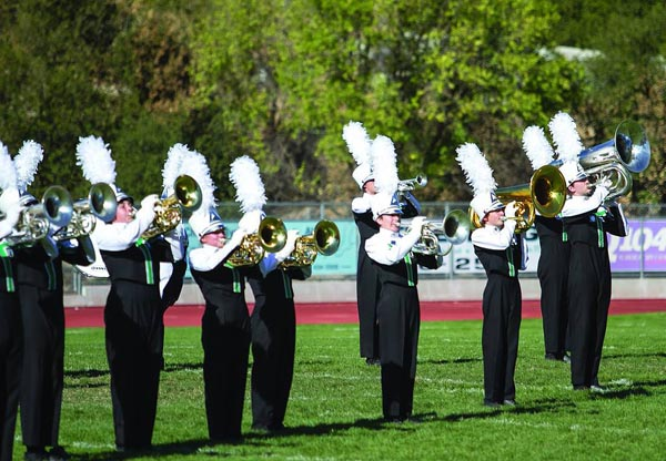Templeton marching band