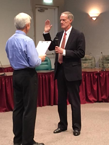 swearing in new city manager paso robles