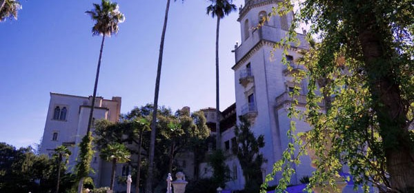 From Hollywood, the 221-mile journey to Hearst Castle was longer than you might think.