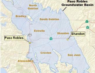Judge rules Atascadero sub-basin part of Paso Robles basin