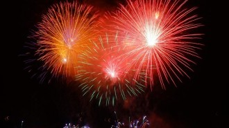 The finale will feature a display of fireworks behind the stage, set to the 1812 Overture.