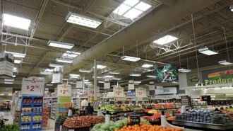 A look inside the new store in Atascadero.