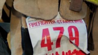 firefighter stair climb