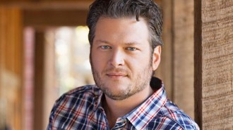 Blake Shelton mid state fair