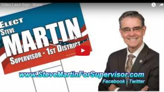 Steve martin yard signs